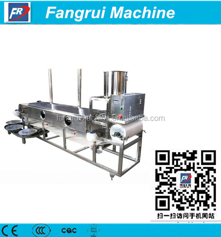 Fresh Pho Nooldes maker/ High quality liangpi making machine/cold rice noodles maker machine