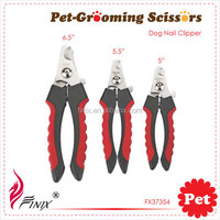 Japanese Stainless Steel Trim Pet Grooming Dog Nail Clippers