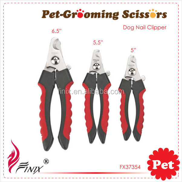 Giapponese In Acciaio Inox Trim Pet Grooming Dog Nail Clippers