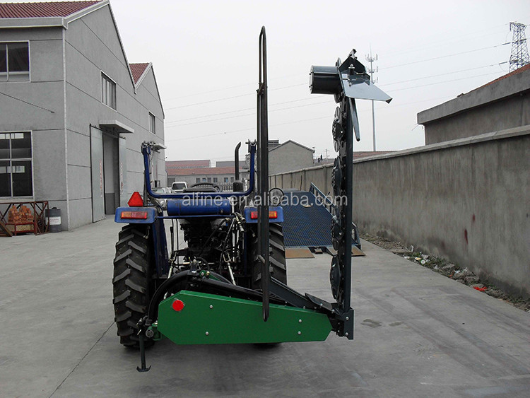 China manufacturer good quality disc mower tractor
