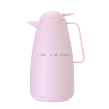 keep hot and cold 1l glass vacuum coffee thermos - Glass Thermos