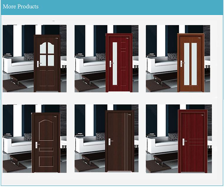 E-top Door High Quality Cheaper Pvc Wood Flush Door Price /hand ...