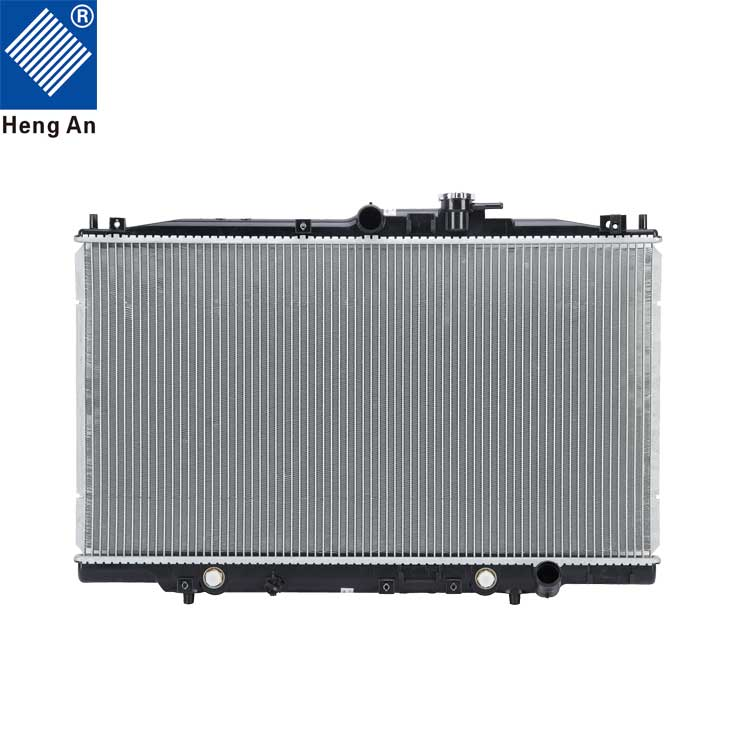 China Factory Prices aluminum car water cooling system radiator for Benz