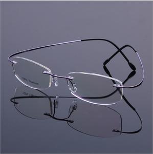 652253b688 China rimless eyeglasses frame wholesale 🇨🇳 - Alibaba