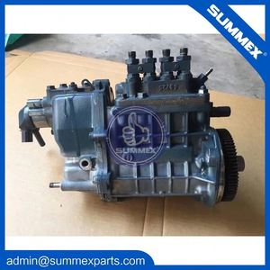 Excavator Diesel Engine Spare Parts Kubota Fuel Injection Pump