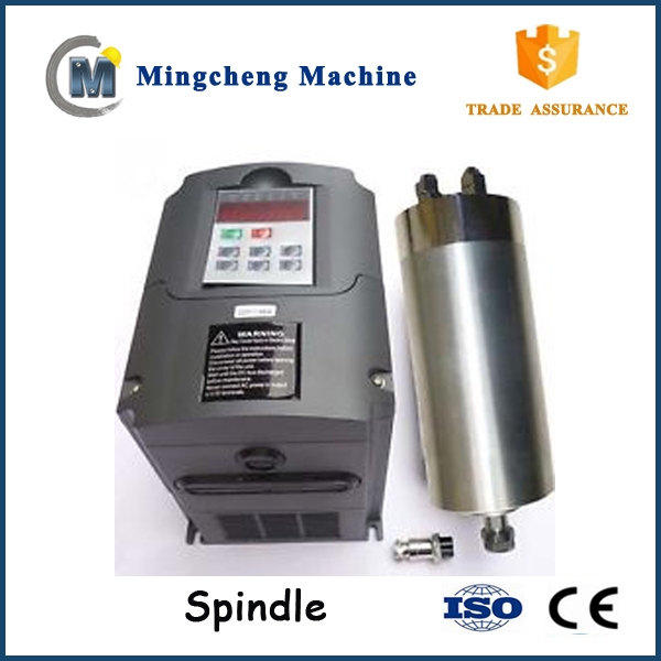 GDL80-20-24Z/2.2 ATC 1.5KW ISO20 spindle motor cnc milling iso 20 spindle motor provide good after service