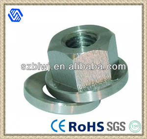Flange Wing Nuts