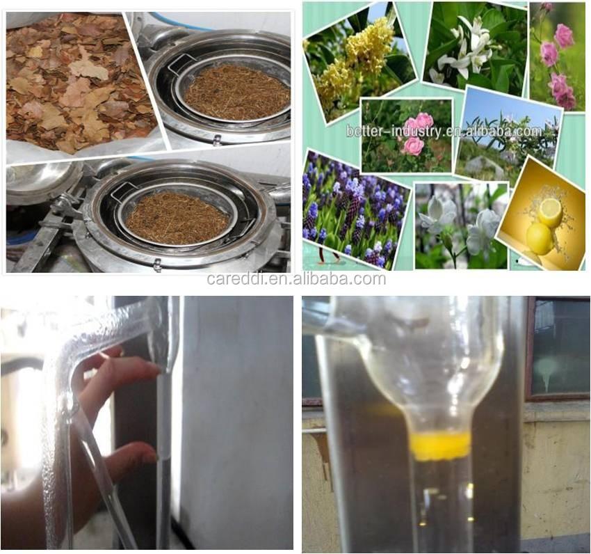 Huile essentielle de lavande extrait machine et l 39 huile essentielle unit de distillation hot - Huile essentielle machine a laver ...