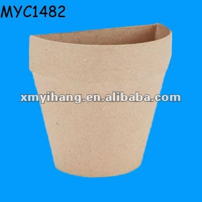 Decorative Half Round Wall Planter