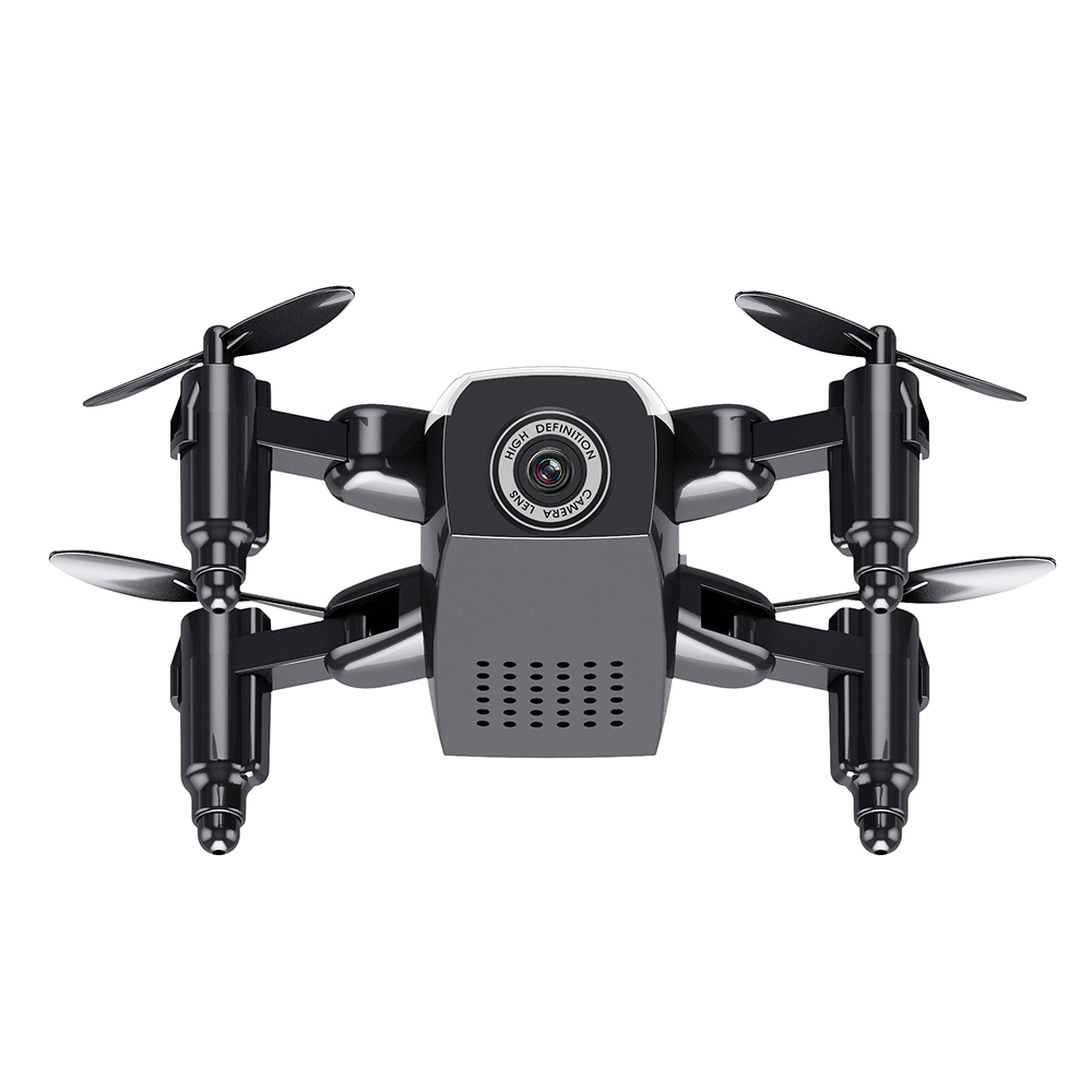 S9 S9HW Foldable RC Mini Drone Pocket Drone Micro Drone RC Helicopter With HD Camera Altitude Hold Wifi FPV
