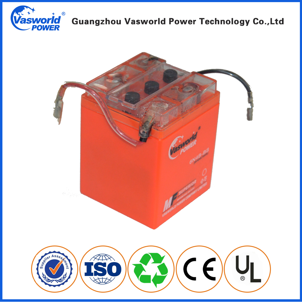 China Supplier Wholesale Gel Motorcycle Battery 12v 2.5ah