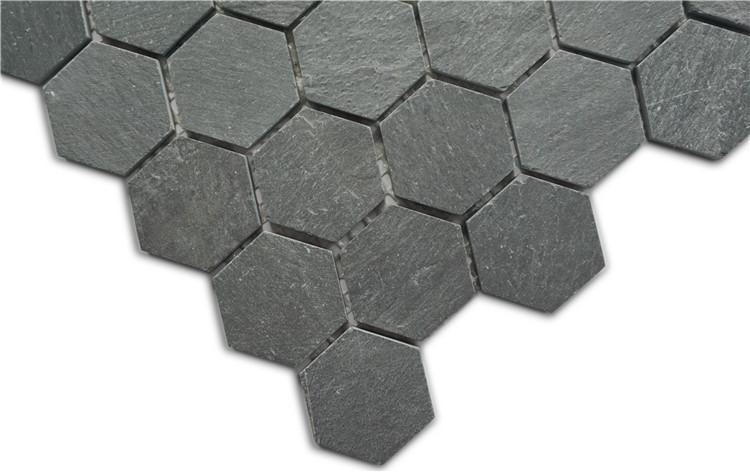 Piastrelle A Nido Dape : A nido d ape a forma di esagono mosaico piastrelle di marmo