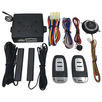 Best Quality car alarm system remote engine start keyless entry Keyless Entry System Starter Anti-theft System