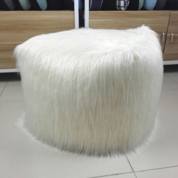 f2e4b7b68f2 Szplh Faux Mongolian Fur Microbead Bean Bag Chair Cube Pouf - Buy ...