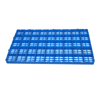 Heavy duty reversible euro stackable double sided plastic pallet prices