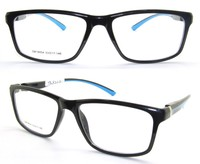 2016 new item double color TR90 optical frame glasses