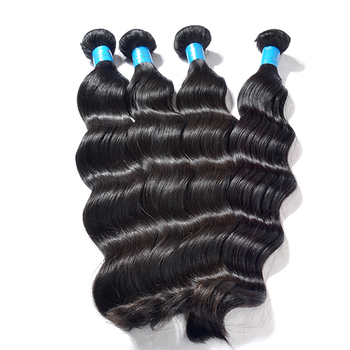 best selling cheap original machine made raw virgin double drawn celebrity hair