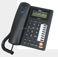 CALLER ID PHONE TELEPHONE wall & desk mounted telephone