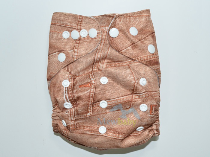New Printing Baby Washable Pocket Style AI2 Cloth Diapers Nappies FT14