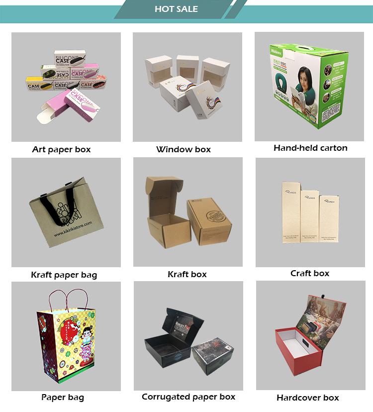 अनुकूलित मुद्रित बांसुरी ई-वाणिज्य पैकेजिंग बॉक्स नालीदार गत्ता शिपिंग मेलर सफेद टैब ताला साहित्य मेलर बॉक्स