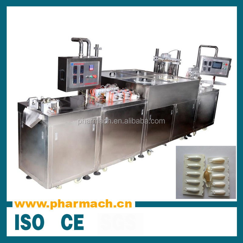 Semi-automatic suppository filling machine for suppository making machine , high quality, pharmaceutical grade