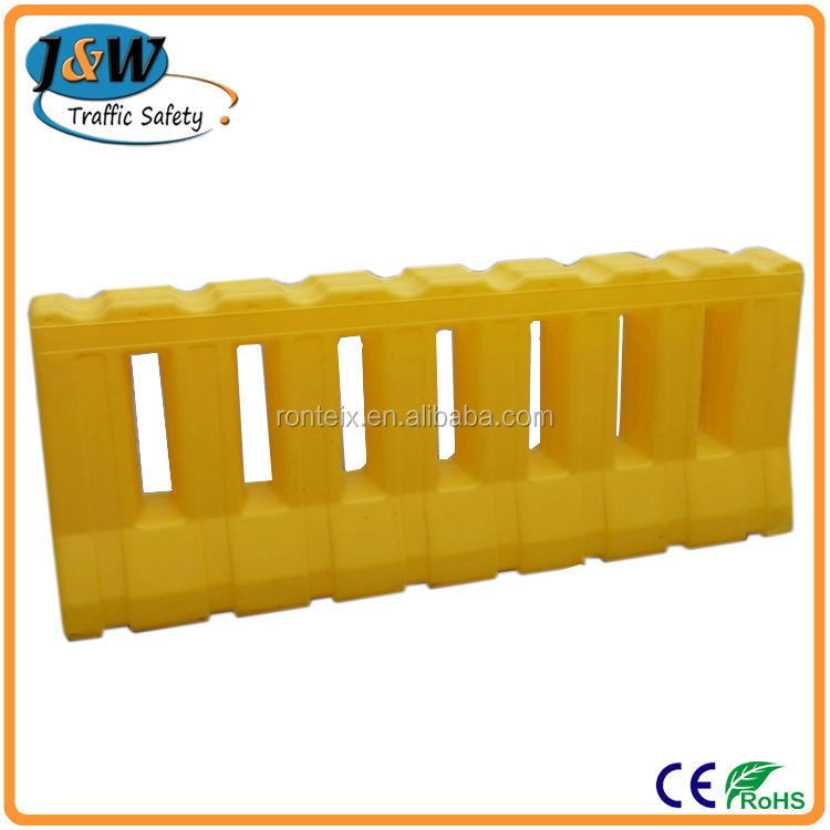 High Quality Standard Plastic Barrier Traffic Drum with Heavy Duty Base