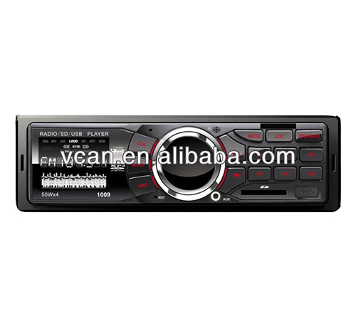 Car MP3 player FM MPX receiver18FM SD/MMC with USB car dvd player best buy VCAN0607
