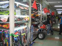 vehicle part of Yiwu Market