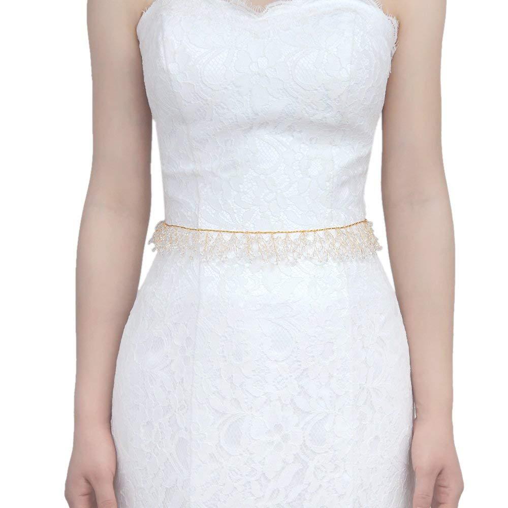 THK-Wedding Crystal bridal belt, rhinestone wedding belt, Bridal Belt Bridal Sash,