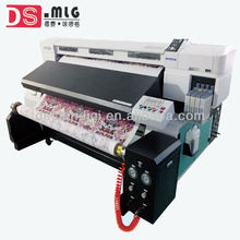 TOP Roll to roll digital fabric textile printing machine for Batik printing