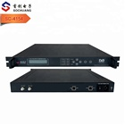 SC-4154 chengdu sochuang electronics co ltd dvb headend ip to rf converter dvb-c modulation IP QAM 4 in1 digital tv modulator