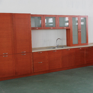 Tempered Fiberglass Door Kitchen Cabinets Made In Poland