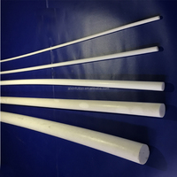 china factory rod material plastic high temperature resistance PTFE solid rods