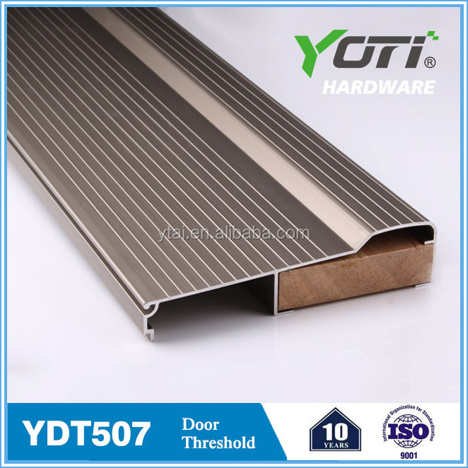 Ydt507 Aluminium Wood Door Thresholds Adjustable Height Threshold Door Sills - Buy Wooden Threshold StripsAdjustable ThresholdsAluminium Wood Door ... & Ydt507 Aluminium Wood Door Thresholds Adjustable Height Threshold ... pezcame.com