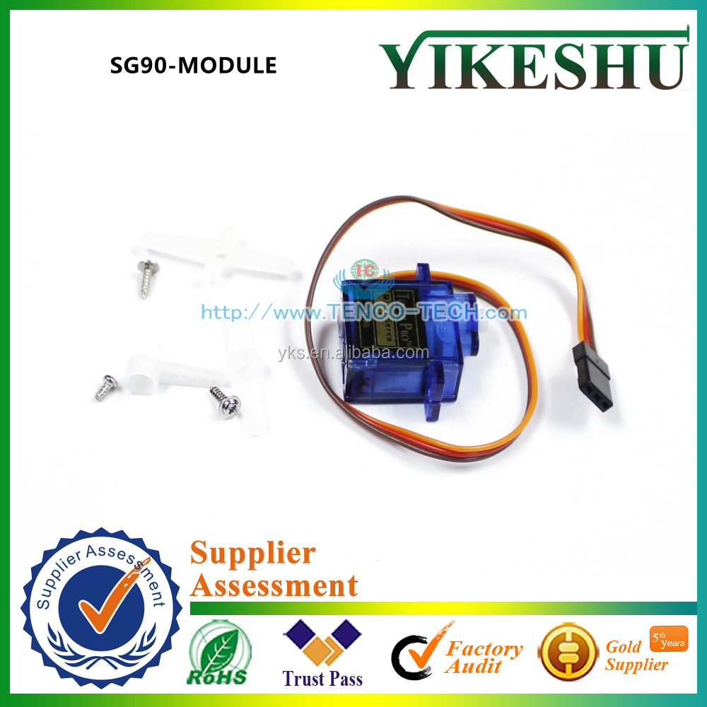 SG90 MODULE, Micro 9g servo module, Tower Pro 9g micro servo for airplane aeroplane 6CH rc helcopter kds esky align helicopter