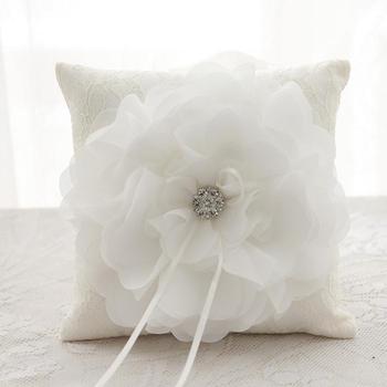 Wedding Ring Pillow Design Your Own White Buy Wedding Ring Pillow