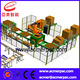 Customized Pallet Auto Stacking Robot Palletizer Machine With Gripper, Robotic Pallet System