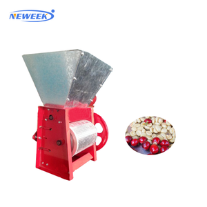 Neweek for home hand operate cocoa bean shell manual coffee bean huller machine