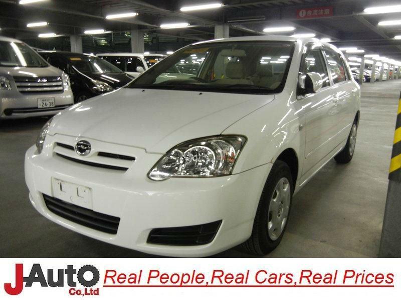 2005 Toyota Corolla Runx Nze121 Used Car For Sale - Buy Used Car ...