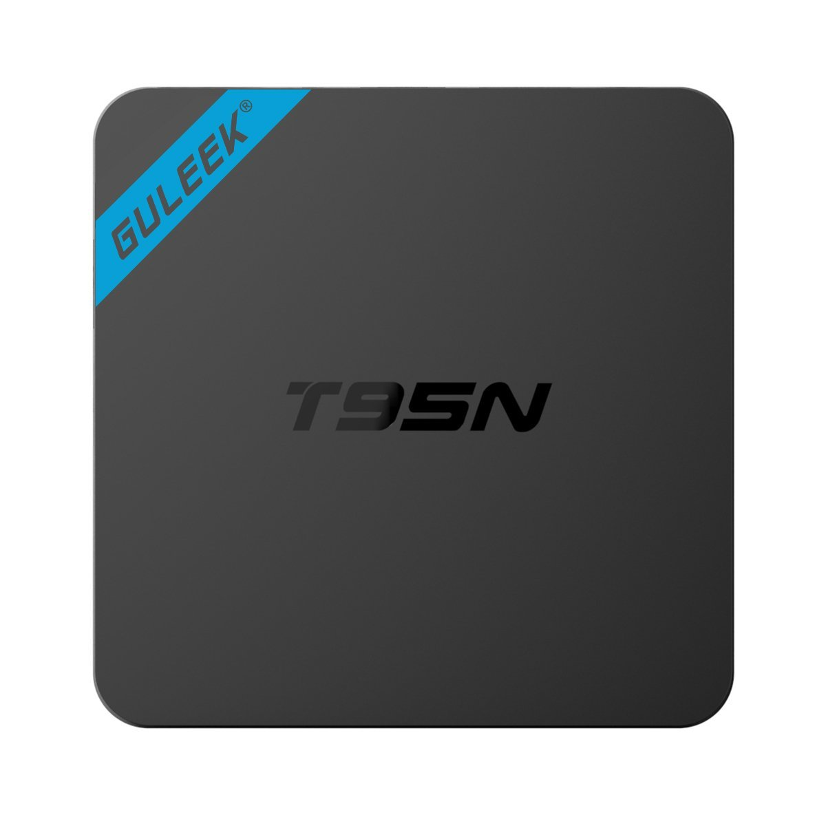GULEEK T95N pro Android 6.0 Smart TV Box WIFI Free 4K Streaming Media Player Full Loaded with Amlogic S905X Quad Core for Video Movies Sports TV Shows Gaming