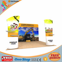 Portable Trade Show Shade Booth For Promotion