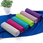 Towel Towel RTS Factory Direct Custom Logo Sport Golf Towel Instant Ice Cooling Towel Solid Beach Yoga Towel