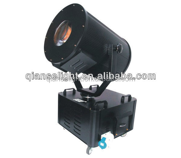 Buliding Search Light RGB Outdoor Sky Beam Light 3000w 4000w 5000W Sky rose