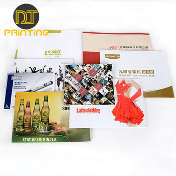Color manual UV printing Product order making Paper printing