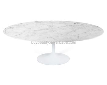 Tavolo Saarinen Misure : Eero saarinen tulip ovale tavolo di marmo buy tulip tavolo ovale
