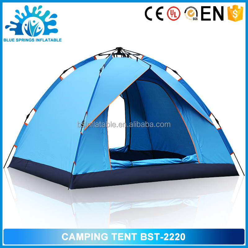 Polyester Material Outdoor Sport <strong>Tent</strong>, Wind Resistant Camping <strong>Tent</strong>