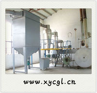 flash dryer plant
