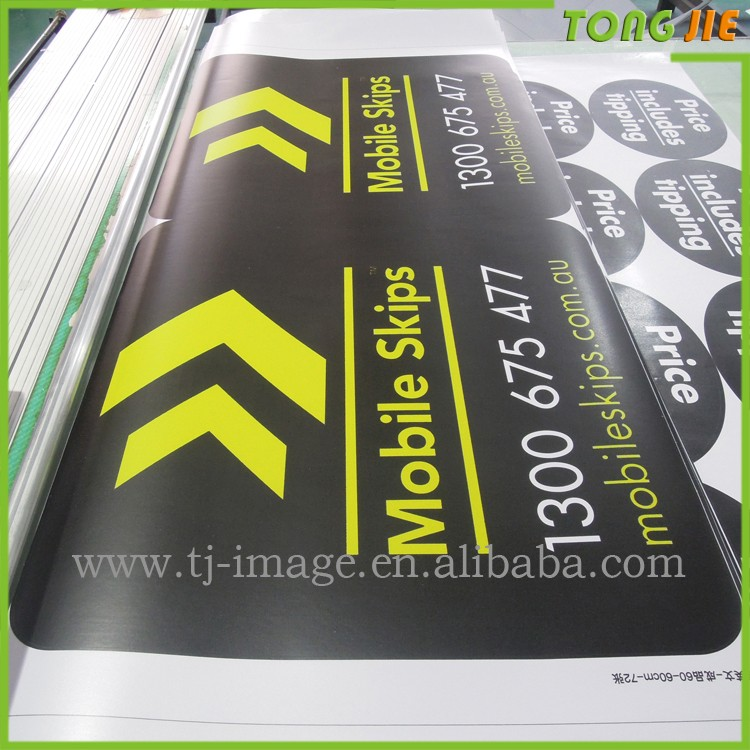 Car Stickers Advertising One Way Vision Fabric Film Buy