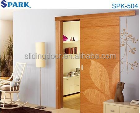 interior sin marco puerta corredera shoji de proveedor china