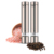 Electric Stainless Steel Salt and Pepper Mills with light